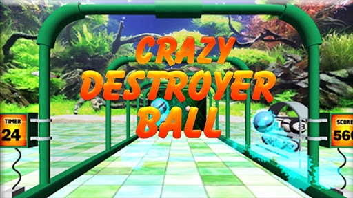 Crazy Destroyer Ball
