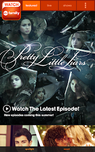 WATCH ABC Family - screenshot thumbnail