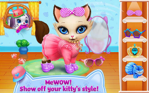 Kitty Love - My Fluffy Pet 1.1.1 screenshots 7