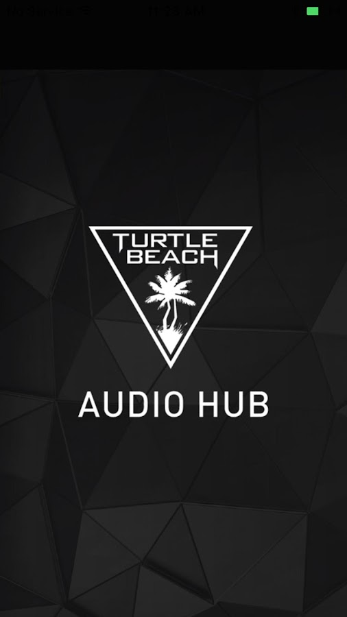 Turtle Beach Audio Hub- screenshot