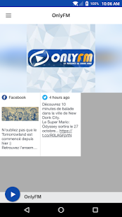OnlyFM- screenshot thumbnail