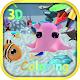 Aquarium Coloring 3D - AR Camera