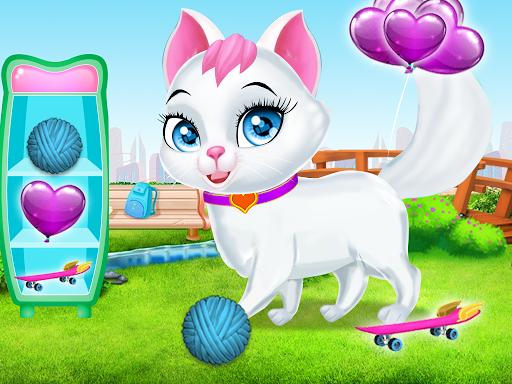 Pet Vet Care Wash Feed Animals - Animal Doctor Fun android2mod screenshots 7