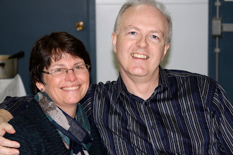 Photo: Sunday, Feb 17/13 - Judy and Murray McIsaac