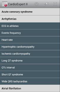 CardioExpert II - náhled