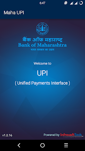 Maha UPI- screenshot thumbnail
