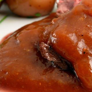 Maple Syrup Sauce For Steak Recipes.