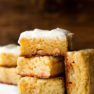 1 Bowl White Chocolate Brownies.
