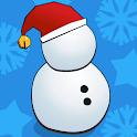 Snowman 3D icon