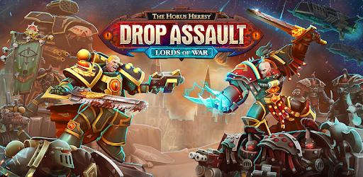 The Horus Heresy: Drop Assault - Apps on Google Play