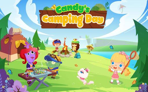教育必備免費app推薦|Candy's Camping Day線上免付費app下載|3C達人阿輝的APP