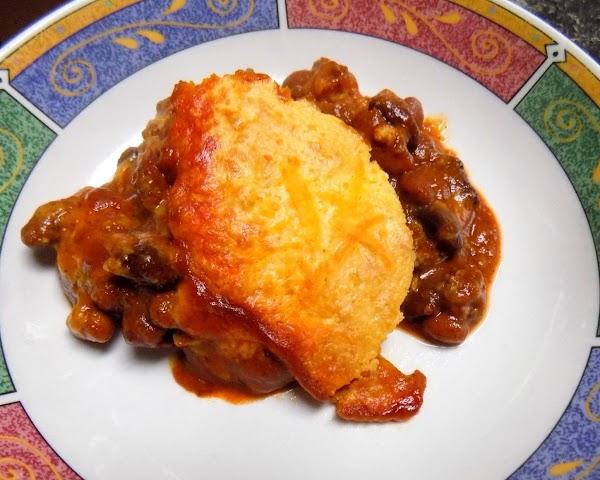 Homemade Chili Casserole Recipe