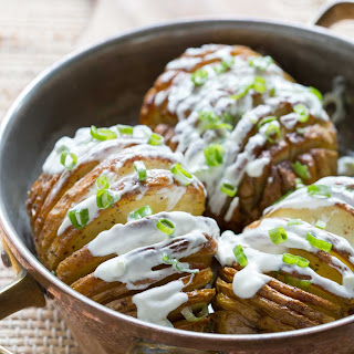 Garlic Butter Potatoes Recipes
