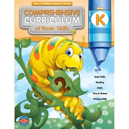 Comprehensive Curriculum of Basic Skills -  Grade K