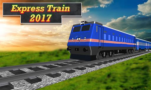 Express Train 2017 1.3 screenshots 1