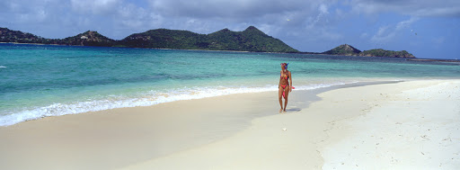 Stroll the lovely beaches of Grenada on your next Caribbean cruise.