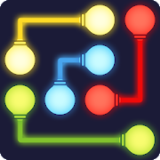 Puzzle Glow : Number Link Puzzle