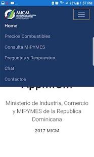 Ministerio de Industria Comercio y Mipymes - náhled