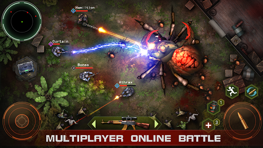 Zombie Shooter:  Pandemic Unkilled  screenshots 3