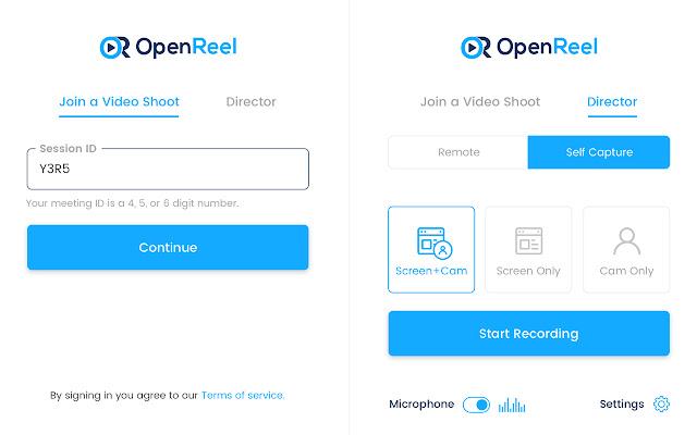 OpenReel Capture