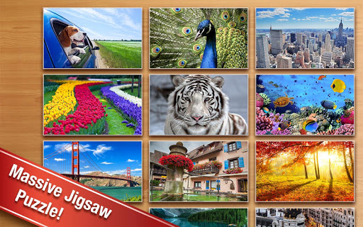 Jigsaw Puzzle  screenshots 18
