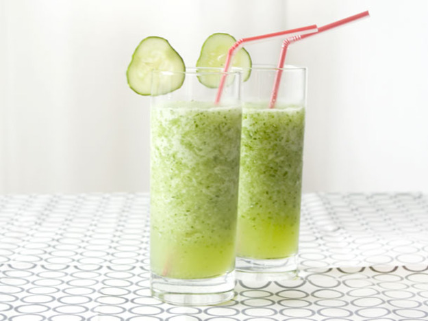 Cucumber and Basil Slush Recipe