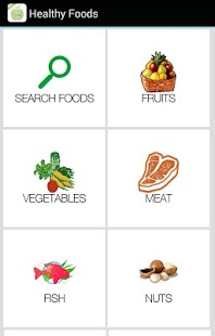 Healthy food list android apps on google play for Healthiest fish list