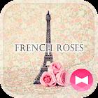 ★Decoração grátis★French Roses icon