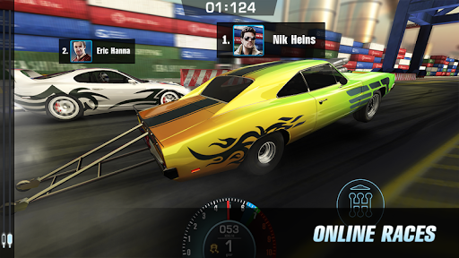 Drag Battle Racing  screenshots 2