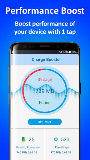 System Optimizer: CPU, Battery, RAM & Storage care 1.40 5