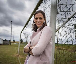 Katrien Meire, ancienne collaboratrice de Duchâtelet à Charlton, revient en Belgique