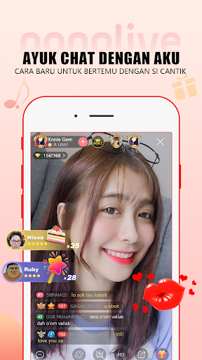 Nonolive – Live Streaming & Video Chat