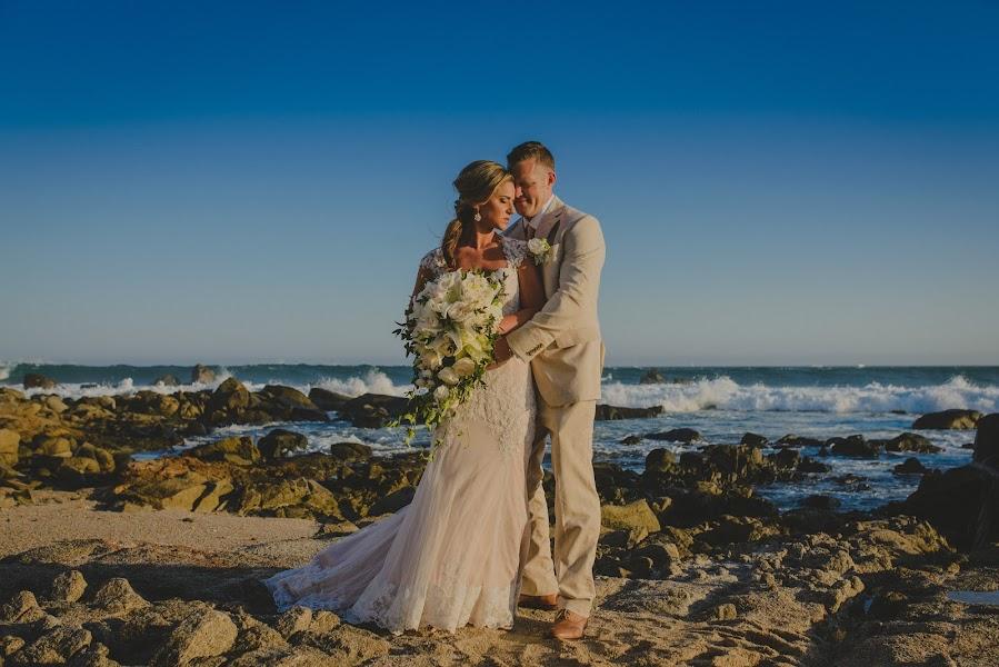 Fotógrafo de bodas Tomas Barron (barron). Foto del 19.09.2016