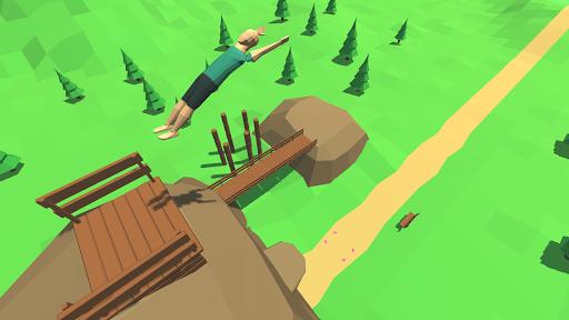 Flip Trickster - Parkour Simulator  screenshots 1