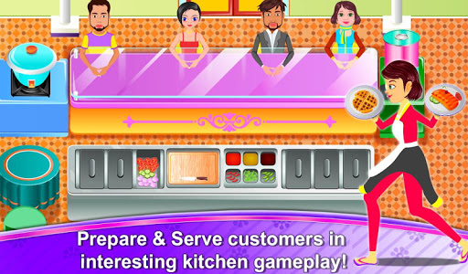 Cooking Blast - Restaurant Foodie Express 1.1.2 screenshots 1