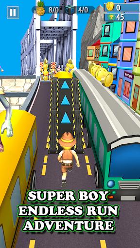 Super Kid Run Adventure 5.0 {cheat|hack|gameplay|apk mod|resources generator} 4