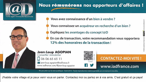 ANNONCE IAD
