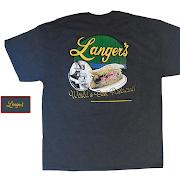 Langer's Illustrated Shirt
