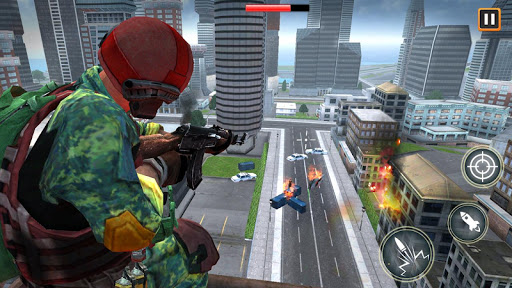 FPS Air Critical Strike : war attack apkpoly screenshots 9