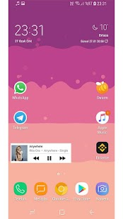 Wavie PRO | Music Waves Live Wallpaper 🎵🌊 Screenshot