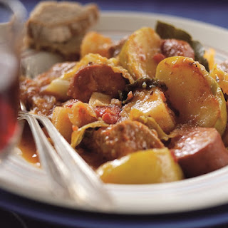 Bigos (Polish Hunters Stew)