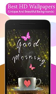 Good Morning Wallpaper HD - náhled