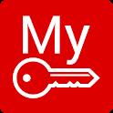 MYKEYS Organizer icon