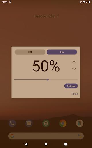 Bluelight Filter for Eye Care - Auto screen filter screenshot 24