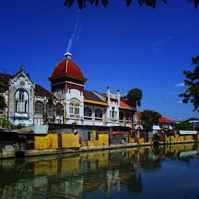 Kota Lama Semarang by Ayah Adit Qunyit - Buildings & Architecture Public & Historical (  )