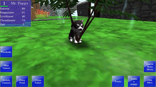 Cute Pocket Puppy 3D 1.2.2.3 screenshots 13