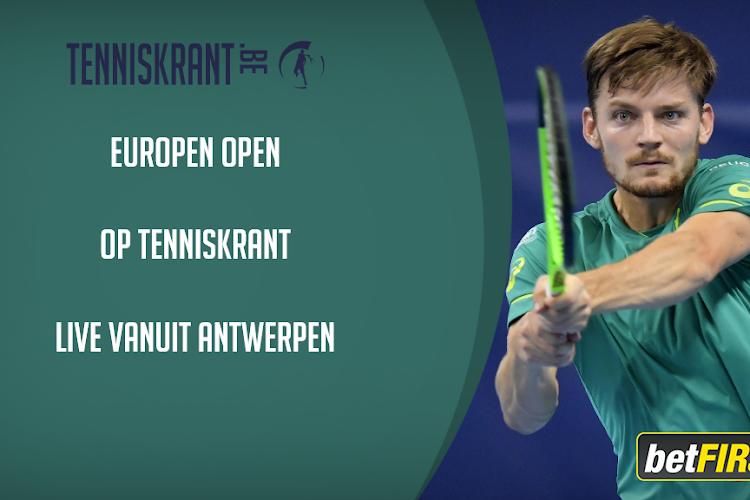European Open komt eraan: blijft David Goffin voor eigen publiek grandslamkampioenen de baas?