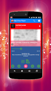 MP3 Music Player Plus - náhled