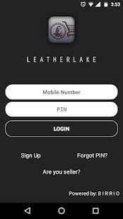Leatherlake - náhled