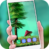 Forest Live Wallpaper 2018 HD Background Nature 3D